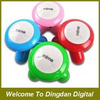 Free shipping USB Massager Mini Head Messager Face Messager Hand Massage Body Health Care  ,D022