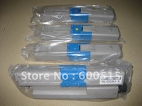 New & HOT Selling !!!  Remanufactured  OKI  MC561 Color toner Cartridge with chip cyan/magenta/yellow/black 4pcs/Lot