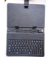 "Brand New 9.7"" case keyboard Cover Skin for 9.7 inch China Android Tablet PC MID with Micro USB Connector"