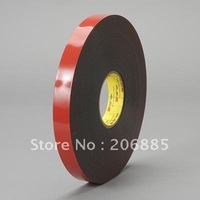 3M VHB tape/ 3m doulbe sided tape/ High sticky/Outstanding durability performance tape/ 19mm*33m*5rolls/ we can offer any size