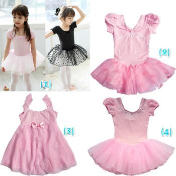 Retail-freeshipping-black розовый горошек цветок девушки купальник балетная пачка скейт танец день рождения ну вечеринку юбка платье SZ3-8Y китай