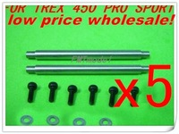 F00561-5 F-H45021B Feathering Shaft FOR ALIGN TREX T-REX 450 PRO SPORT V3  + Free shipping