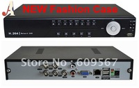 New Release 4CH D1 Real-time Video Surveillance CCTV Standalone DVR With Elegant Fashion Design,Got USB Port in Front Panel