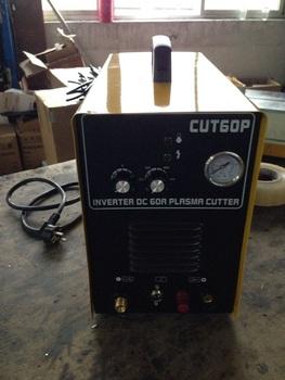 Inverter dc digital air plasma cutter 60a CUT60 free shipping