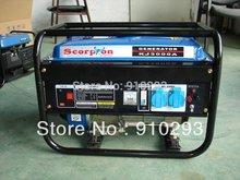 1500w gasoline generator 168 engine power without electric start.(China (Mainland))
