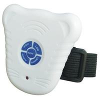 50pcs X Ultrasonic Anti Bark Stop collar Barking control collar Pet Training Shock Collar microwave
