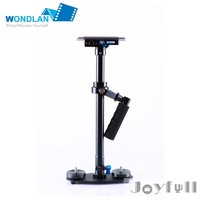 2012 New! Wondlan Mini Magic Handheld Carbon Firber DSLR Camera Stabilizer HDV Camcorder 5D2/7D/GH1/GH2/AF103/F1 Free Shipping