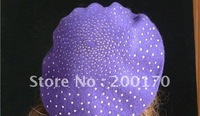 2014  Newest  Fashion Beautiful Water Diamond Decorative Free Shipping 100% Wool Beret ,1202