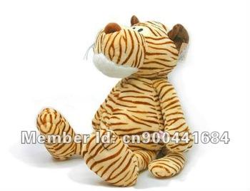 1pcs new H 25cm 35cm 50cm plush NICI Tiger soft stuffed toys for Children's gift NICI Wild Friend Tiger Stuffed Plush Animals