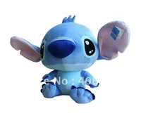 30CM Lilo & Stitch Doll Plush Toys Birthday gift Pillow   free shipping