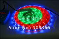 5050 RGB Digital led strip,HL1606 IC,controlled by DMX with 3 years warranty