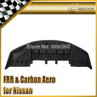 For Nissan Skyline R34 GTR Carbon Fiber OEM Front Bumper Bottom Lip with undertray (Fit GTR Only)