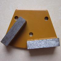 fan grind disc for concrete/metal abrasive block/floor grind disc(economy choice)