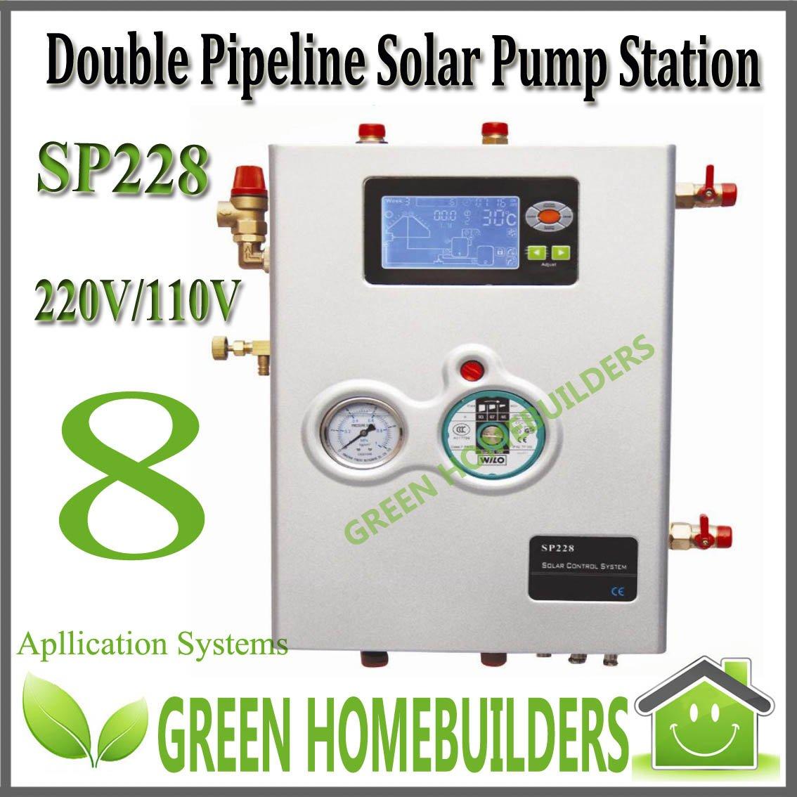 Солнечная насосная станция, sp228, 8 приложений