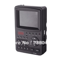 "3.5"" DVB-S FTA digital satellite meter satellite finder CY70395G  free shipping post"