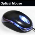 Free Shipping    B12877CL     MINI LED USB Scrolling Wheel Laptop Notebook Optical gaming mouse