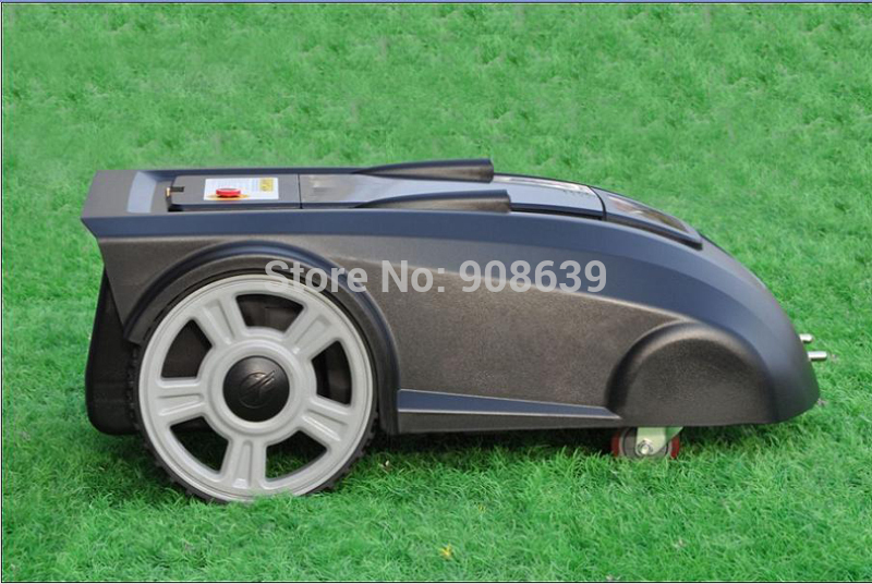 100M Virtual Wire/Robot Lawn Mower 2900 Model+Compass+Remote controller+Auto Recharged+CE&ROH(China (Mainland))