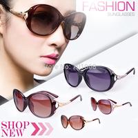 Free Shipping Italian Design women fashion new sunglasses