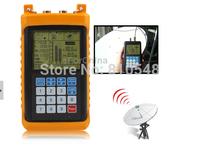 Professional DVB-S Digital Satellite Finder Signal Meter MF-1900  satellite meter satfinder Azimuth, elevation and polarization