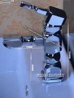 2013 new design  faucet,basin faucet,tap,new design,free shipping,promotion,hot sale