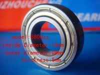 deep groove ball bearing  6800zz    10mm*19mm*5mm  For measurement of bearing