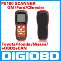 Autocscan Updated online 5A Xtool warranted PS100 OBDII scanner Oxygen tool