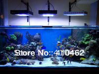 Free Shipping 450W(144x3W) LED aquarium light  For SPS