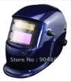 Battery+Solar auto darkening welding helmet/weld mask for the MIG MAG TIG CT TSC KR welding machine and CUT plasma cutter