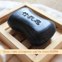Free Shipping /Natural bamboo bath soap / remove oil acne soap