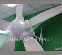 600W wind generator,2.5m/s start-up wind speed 5blades 21kg