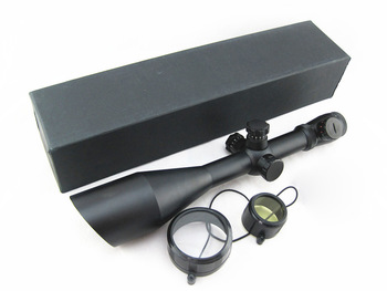 Leupold 6-24x60 mm AO illuminated Mildot side wheel hunting scope
