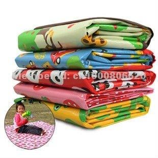 wholesale NADO children's play mat crawling baby blanket Cartoon Beach Mat | Picnic Mat outdoor picnic  free shipping
