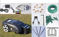 Robot Lawn Mower 2900 With Li-ion Battery+Remote Controller+Compass+CE&ROHS