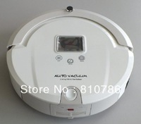 Brand New 2012 /Top Selling Automatic Vacuum Cleaner/Best and Newest+ Low Nosie +more than 90 minutes working time+CE&ROHS