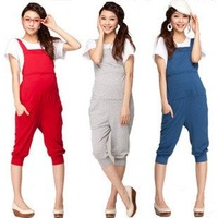 maternity clothing/clothes/pants/wear/maternity capris/pregnant women  12096
