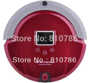 Only For Russian Buyer/The Best And Newest Robot Vacuum Cleaner+ Low Nosie +more than 90 minutes working time
