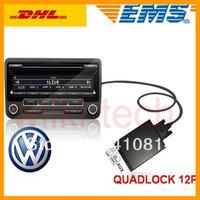 Car Digutal CD ChangerUSB/SD Aux-IN for V.W Polo/Golf/Jetta/Passat/Tugan RCD 300 RCD500 MFD 2 RNS 300 RNS2 12P Radio
