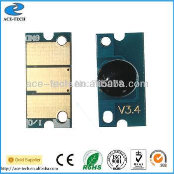 Compatible Color reset toner chip for OKI C110 C130 MC160 laser printer refill cartridge 44250724 44250723 44250722 44250721