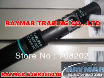 DELPHI common rail injector EJBR05501D for KIA 33800-4X450