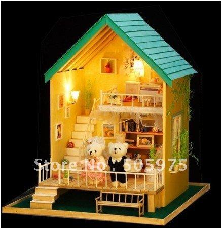 Casa del bambino casa delle bambole in miniatura casa for Software di progettazione del modello di casa