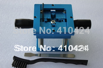 Free shipping Best Quality Reballing BGA Station with Handle for 90mm x 90mm Stencils Direct heat Template Holder Jig