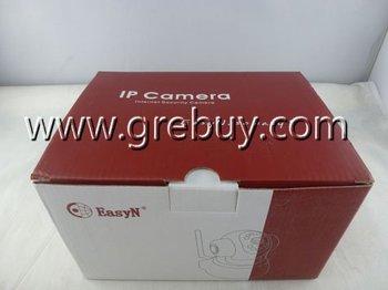 On Sale!Free Shipping EasyN Network IR NightVision P/T 2-Audio Way Wireless IP Camera Motion-JPEG-N CMOS 300,000pixel  p330