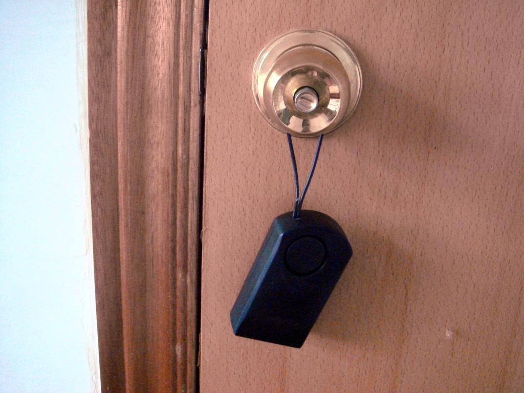 Achetez en gros alarme poign e de porte en ligne des for Alarme porte entree