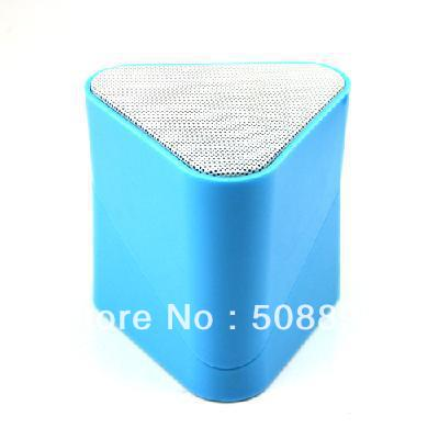 Freeshipping M6 Mini Rotate Portable USB Rechargeable Music Speaker loudspeaker music box(China (Mainland))