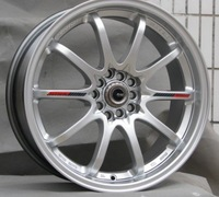 good process and beautiful  wheel rim for cars