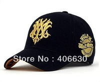 size adjustable baseball hat & cap, hip-hop sport hat, mutiple colors, free shipping by China post