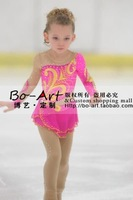 BOART hot sales Figure Skating Dress girls Beautiful New Brand vogue  Ice  Dress Competition customize  A1188