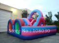 DHLfree shipping slide 12ABC64 inflatable bouncers for kids inflatable toys15'Lx10'Wx11'H 5days of delivery  Summer outdoor(China (Mainland))