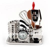 Free shipping Table watches Newest clock Fashion watch Beautiful alarm quartz clocks