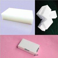 Magic Sponge Eraser Melamine Cleaner ,multi-functional sponge for Cleaning / Washing 100x60x20mm 100pcs/lot Free Shipping